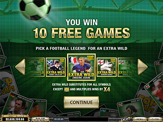 Play Trumps Football Legends Scratch Card Online