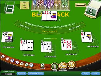 Spela UK Blackjack Online