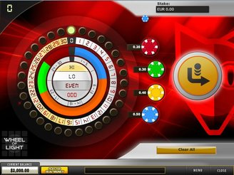Spela Wheel of Light Arkadspel Online