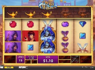 Play Wild Wishes Slots Online