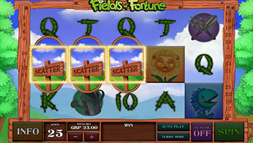 Fields of Fortune Slot Game