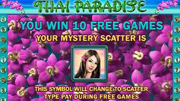Thai Paradise Slot Game