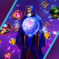 Wizard Slots Promo Pod